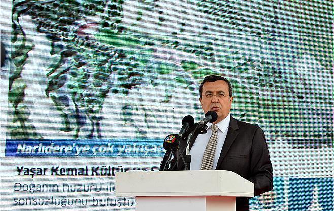 Yaşar Kemal Kültür ve Sanat Vadisi