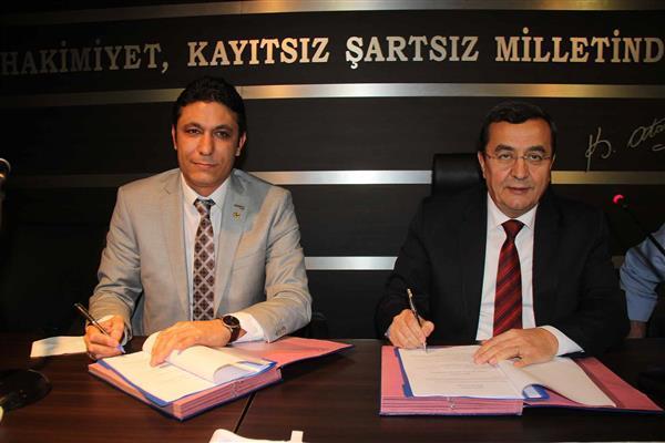 Batur'dan memuru sevindiren sözleşme